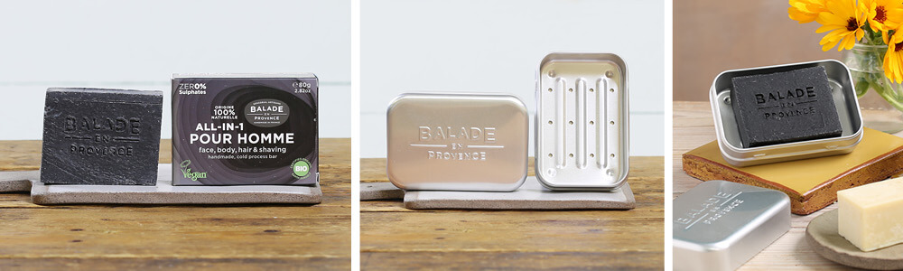 All-in-1 Plastic-Free Shampoo, Body & Shave Bar