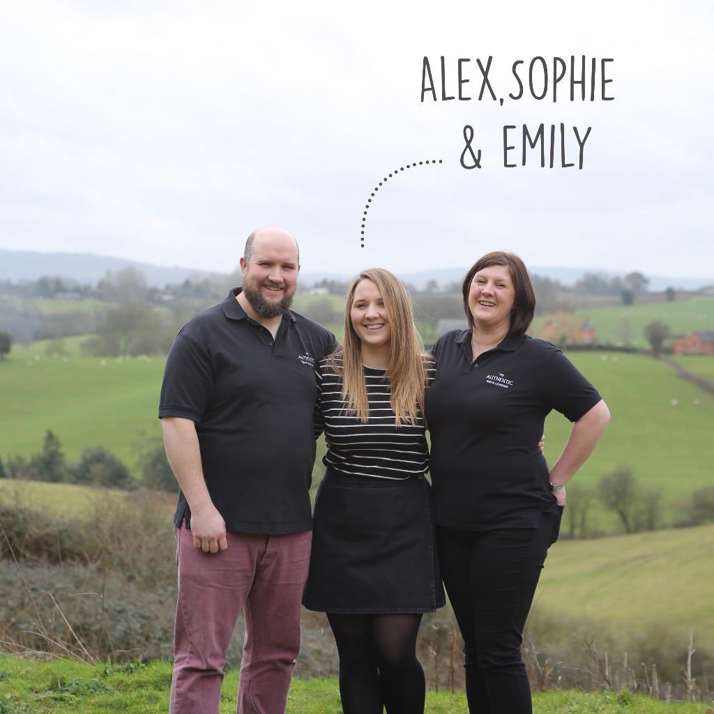 Alex Sophie Emily Authentic Bread