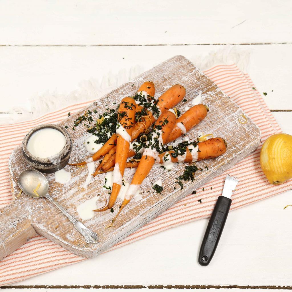 Summer carrots 3