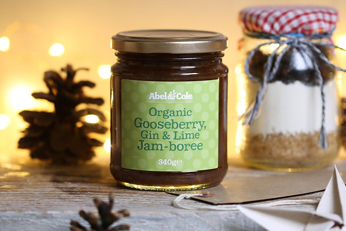 Gooseberry Gin Jam