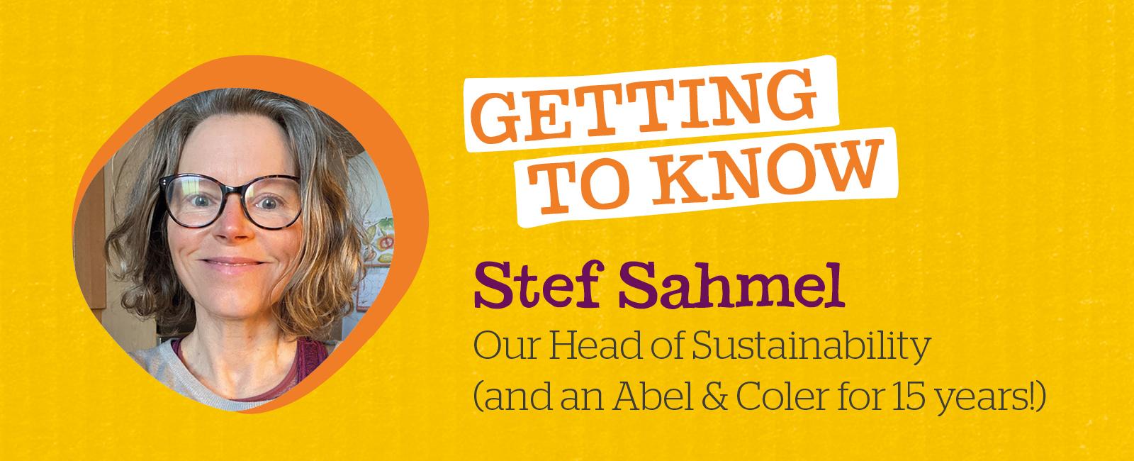 Meet Steff