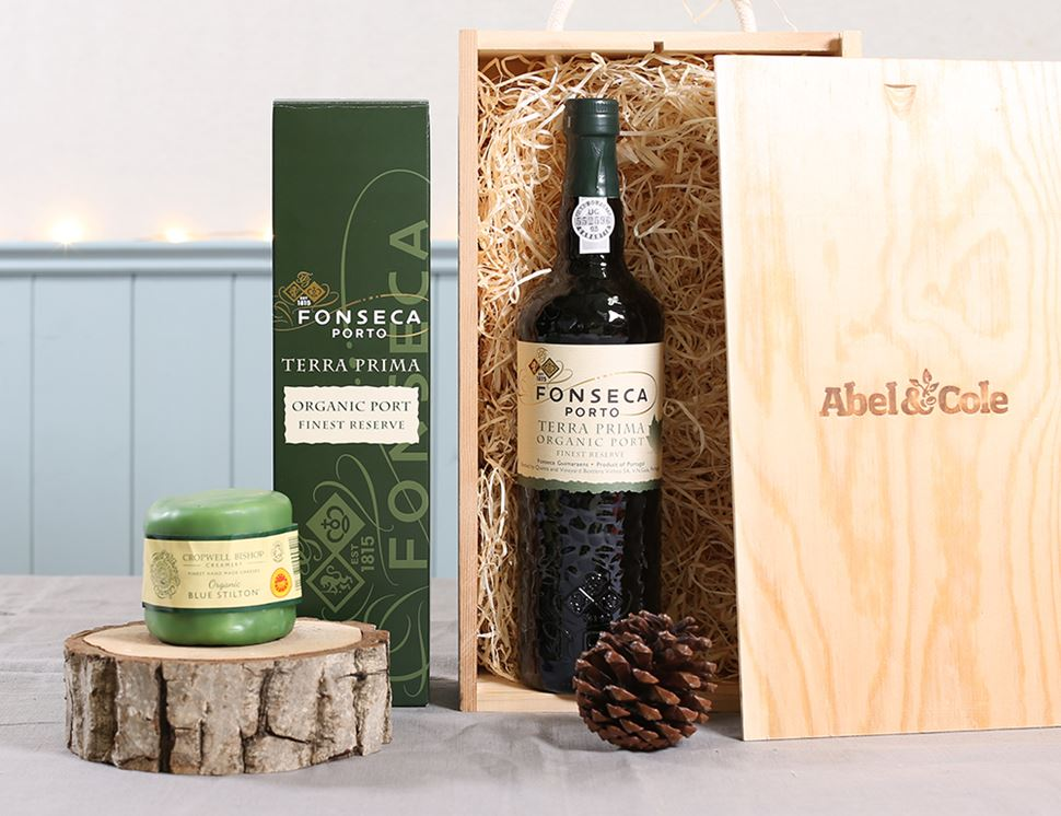 The Port & Stilton Christmas Gift Box