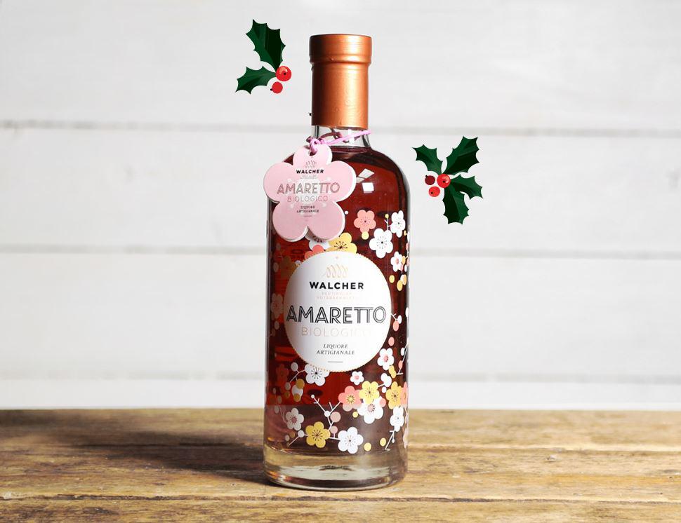 Amaretto Liqueur, Biostilla