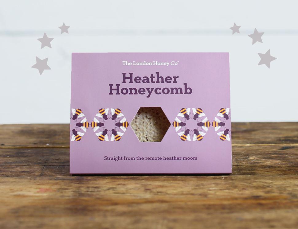 British Heather Honeycomb, The London Honey Company