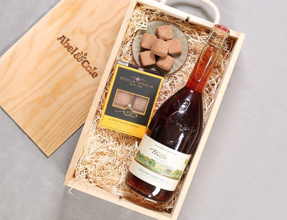 The Pri Secco & Truffle Gift Box