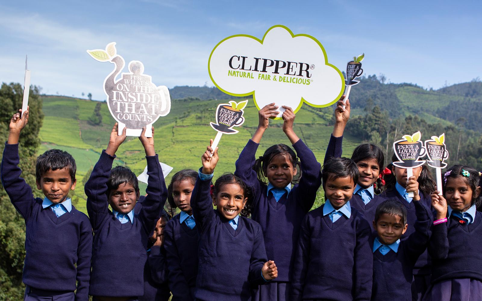 Clipper supports local school children