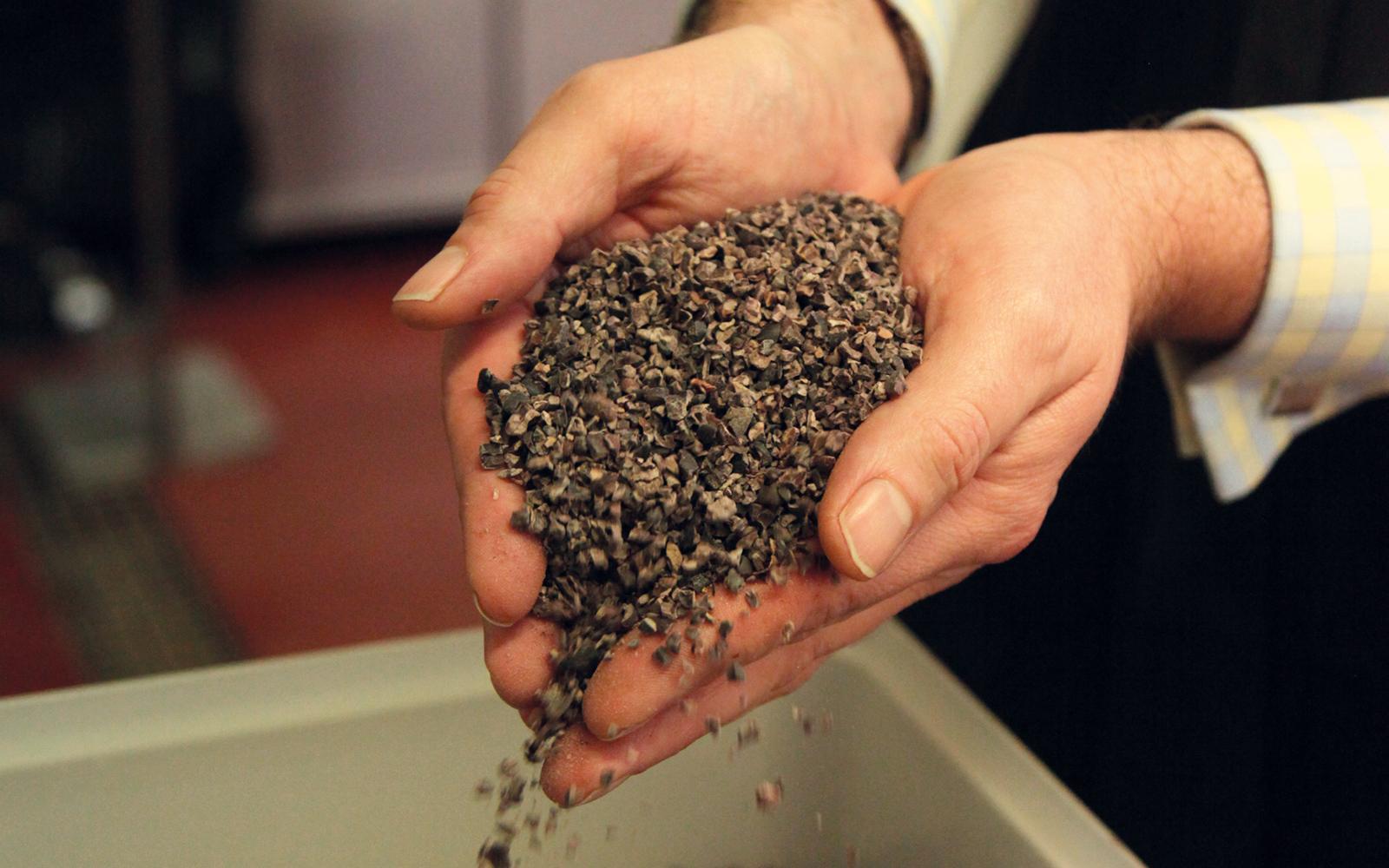 Cocoa Loco Fairtrade chocolate