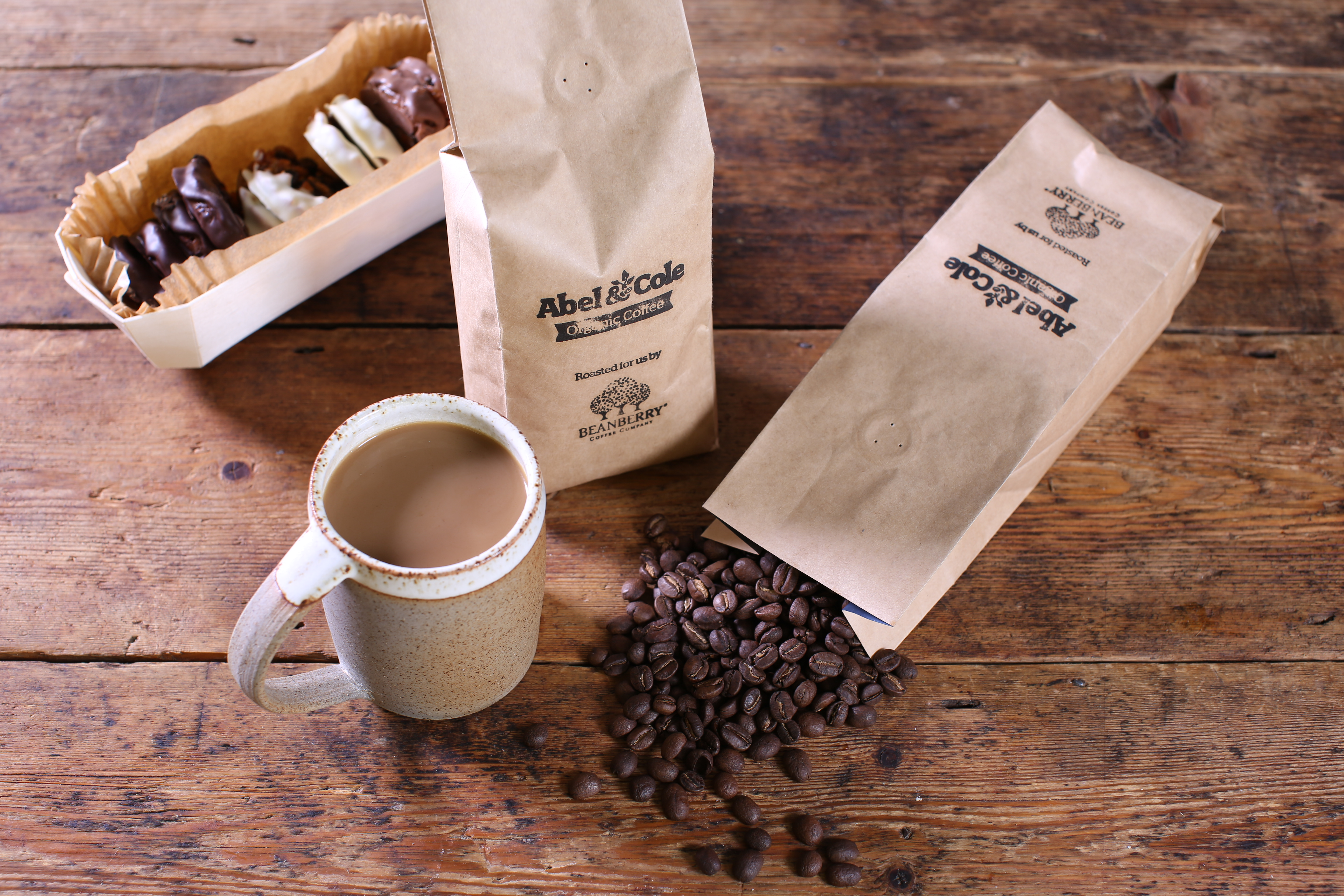 Beanberry coffee