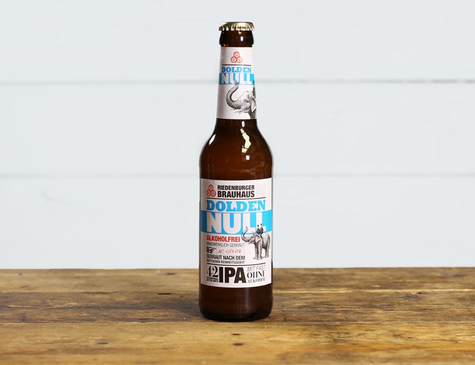 Dolden Null Low Alcohol IPA Reidenburger
