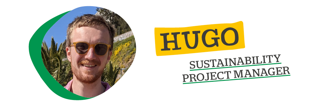 Hugo - Sustainability Project Manager