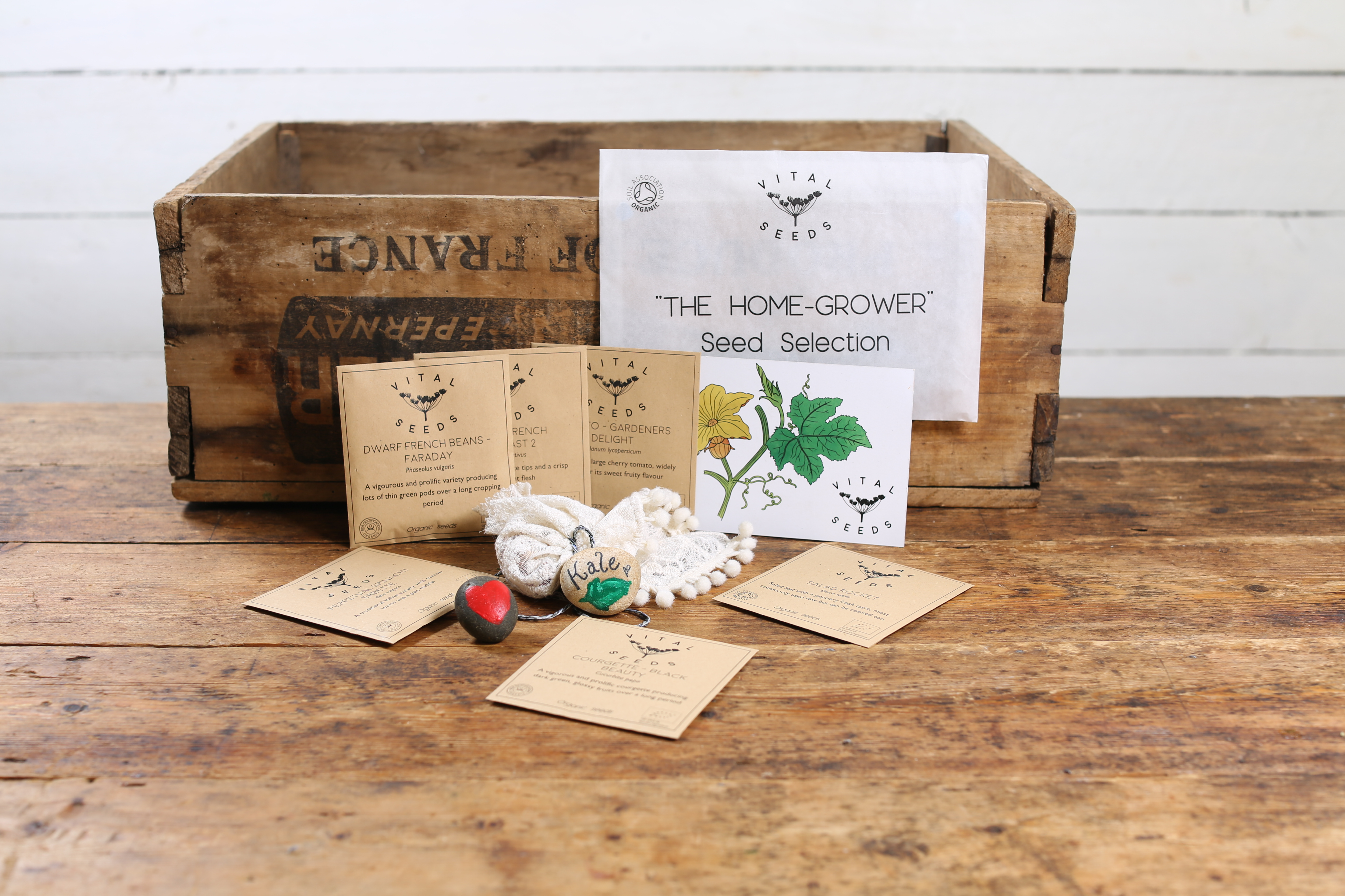 Sustainable Seed Gifts