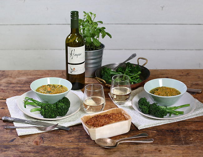Daylesford meal deal £20