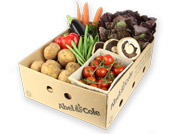 Organic Small Gourmet Box