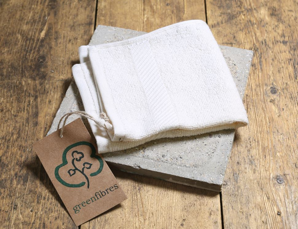organic cotton terry face cloth greenfibre
