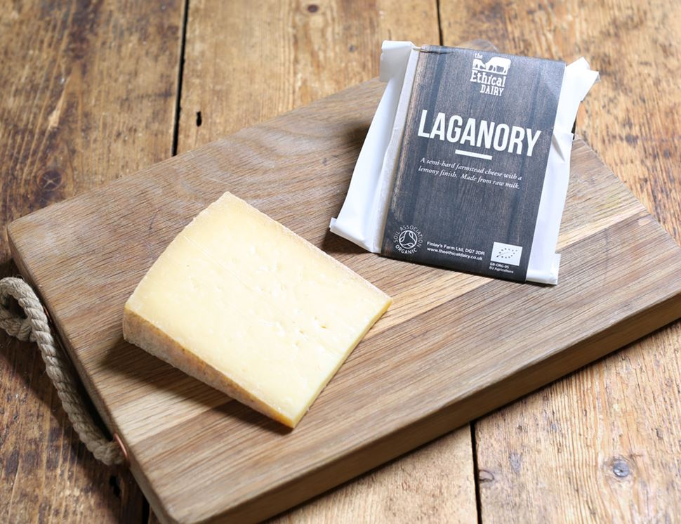 Laganory, Organic, The Ethical Dairy (150g)