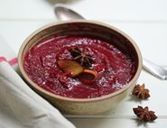 Star & Spice Plummy Beetroot Soup