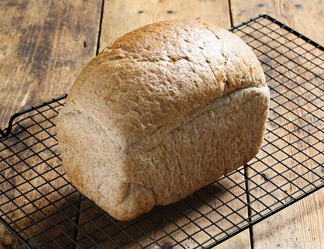 New Wholemeal Loaf Authentic Bread Co 400g