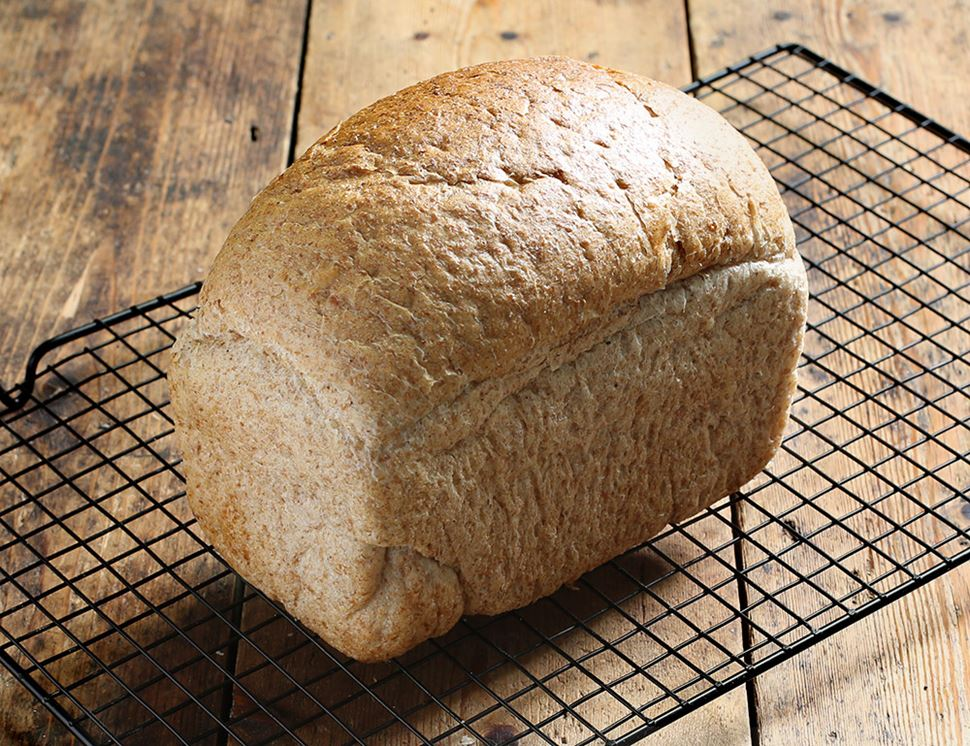 Whole Grain Loaf, Organic, Authentic Bread Co. (400g)