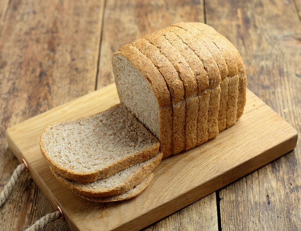Whole Grain Loaf, Sliced, Organic, Authentic Bread Co. (400g)