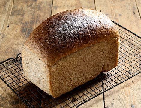New Wholemeal Loaf Authentic Bread Co 800g