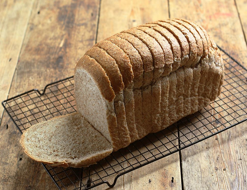 Whole Grain Loaf, Sliced, Organic, Authentic Bread Co. (800g)