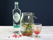 Rosemary & Pomegranate Infused Gin