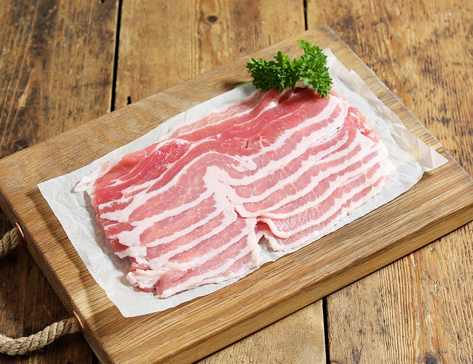 organic unstreaked bacon helen browning