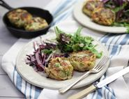 Salmon & Parsnip Fishcakes