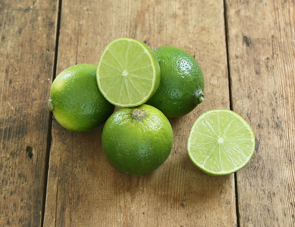 Limes, Organic (4 pieces)