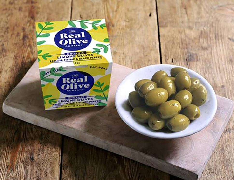 organic limone olives the real olive company