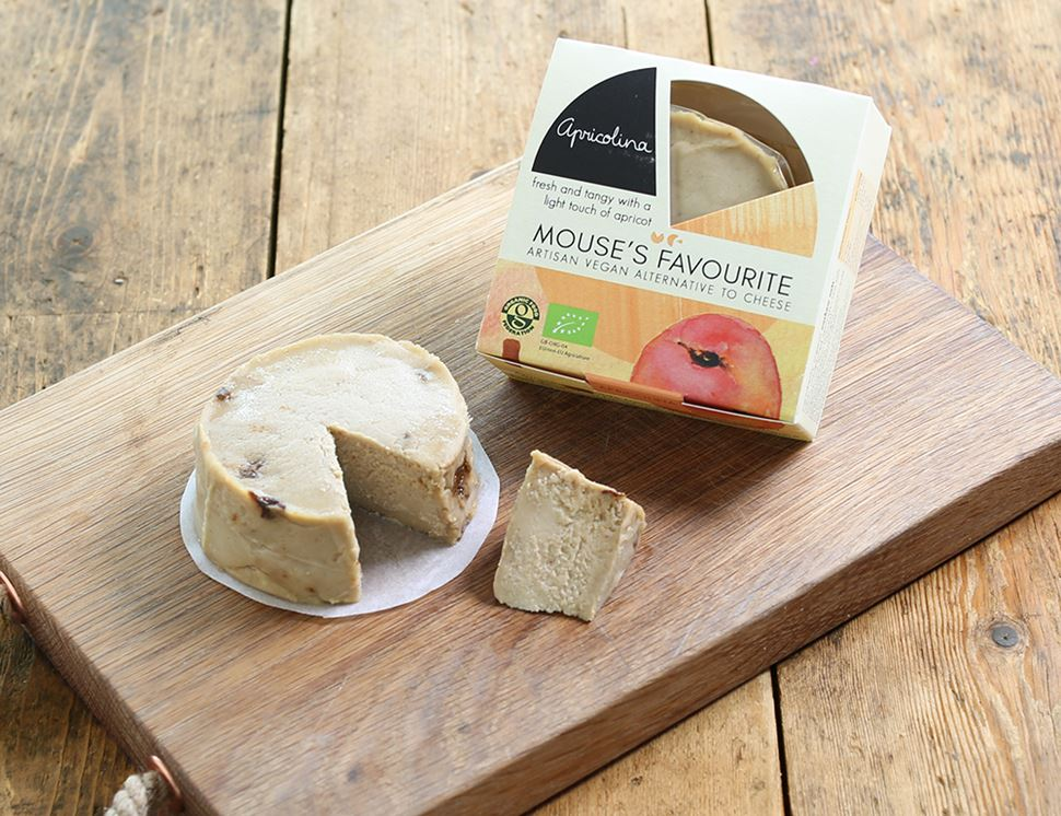 organic apricolina cheese alternative mouses favourite