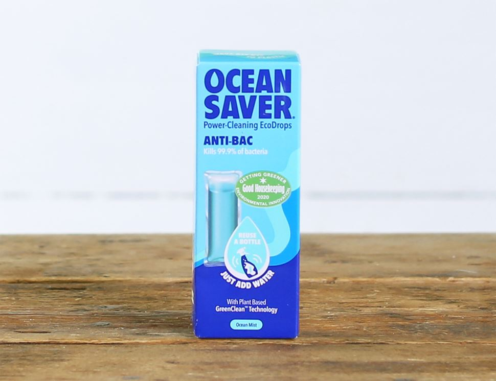 Anti Bacterial EcoDrop Ocean Mist, Ocean Saver (1 Drop)
