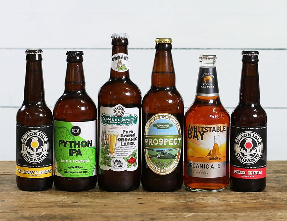 Brewer's Collection, Organic (6 bottles)