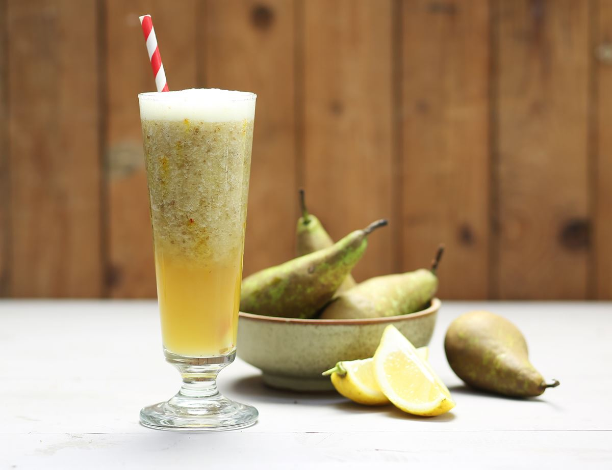 Persian Pear Smoothie