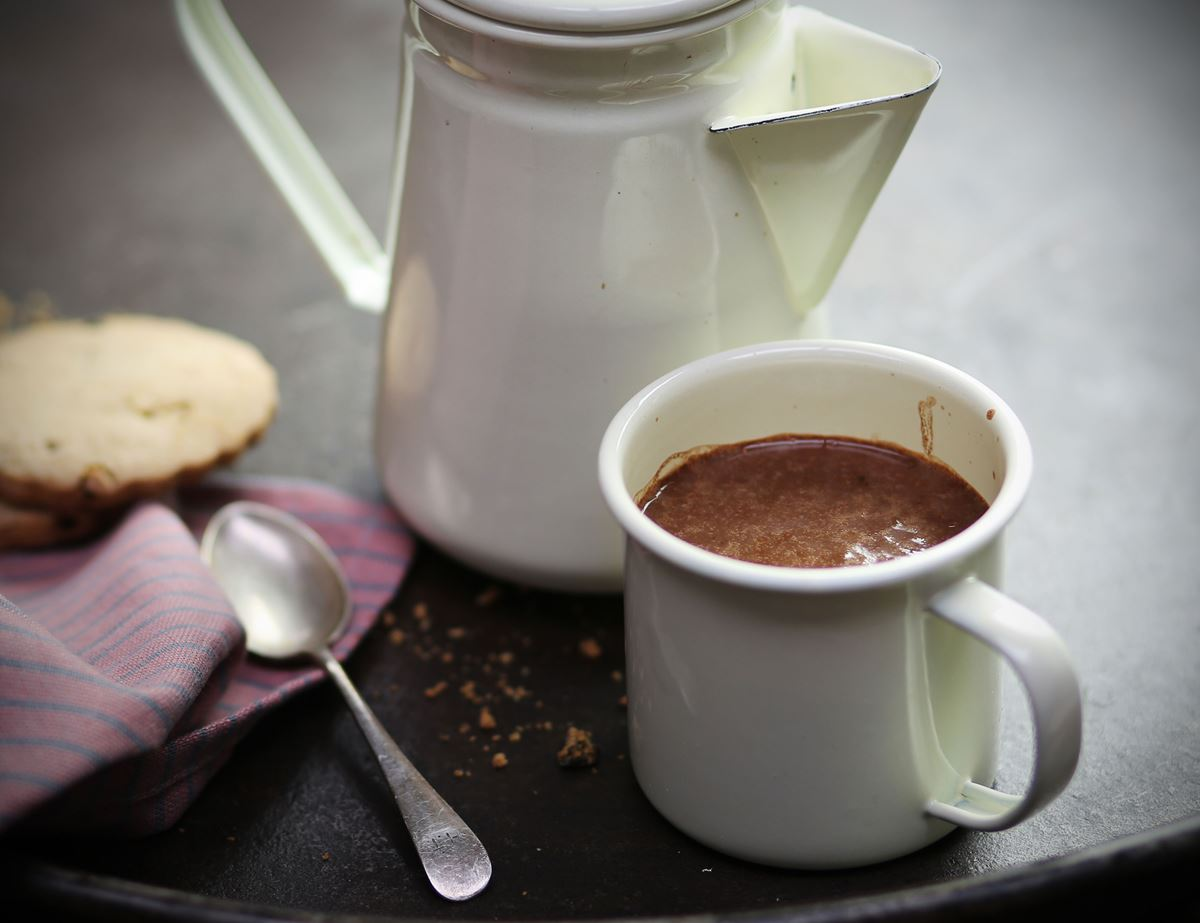 Hot Cross Hot Choc