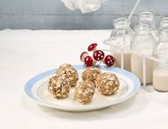 Oatmeal Cookie Truffles