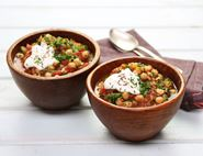 Most Moreish Moroccan Chickpea Stew