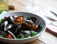 Mussels in Minutes