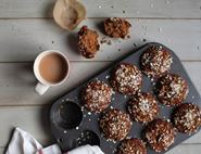 Oh-So-Virtuous Carrot Muffins