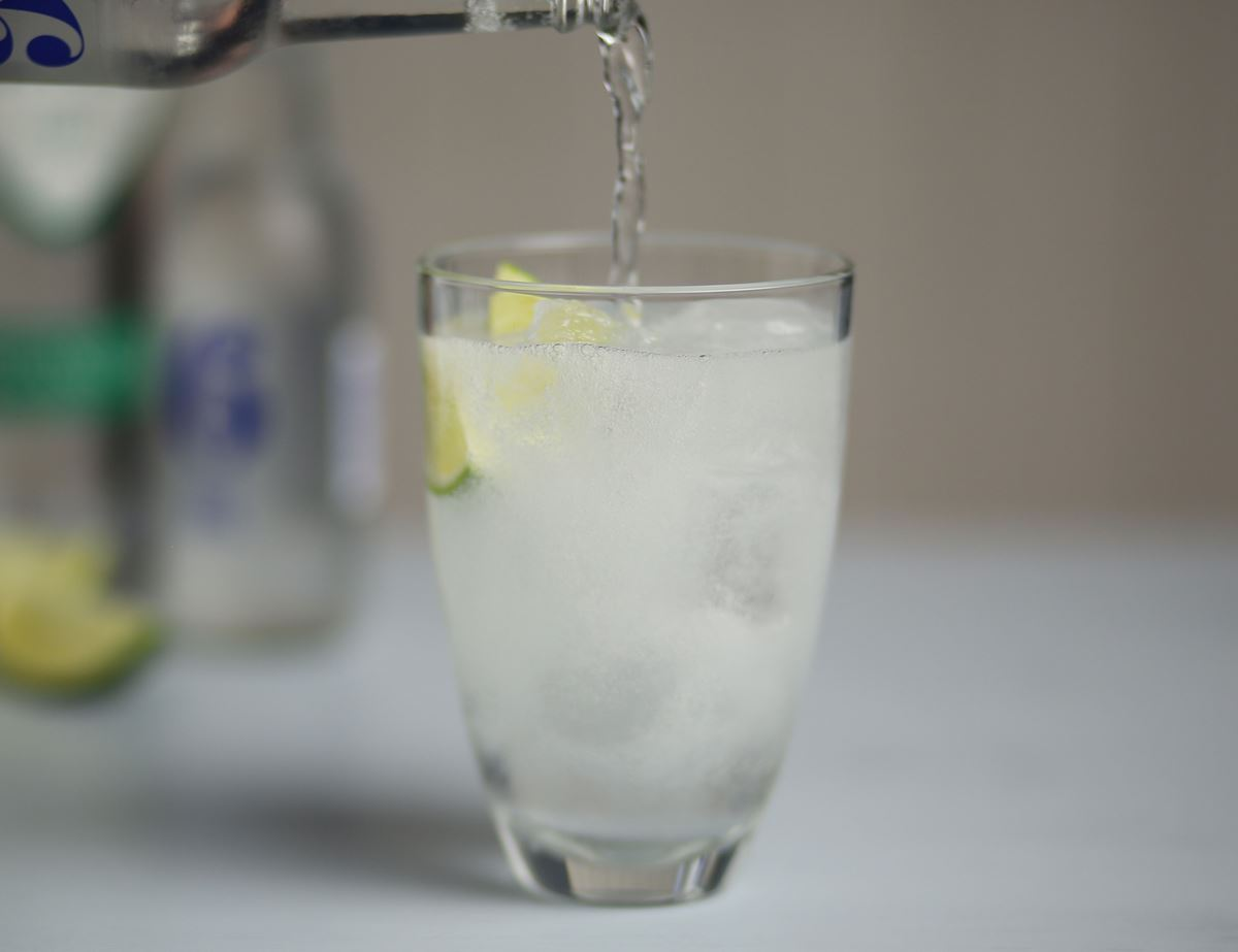 The Perfect Organic Gin & Tonic