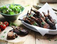 Tandoori Spiced Lamb Chops