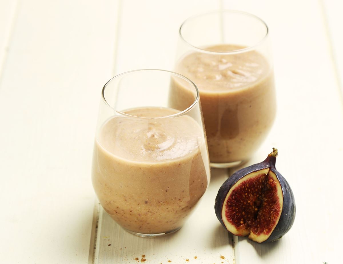 Fig & Coconut Smoothie