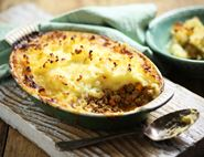 Mutton Shepherd's Pie