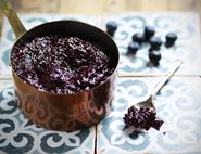 Blueberry, Mint & Chia Seed Jam