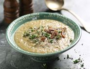 Fig, Leek & Potato Soup