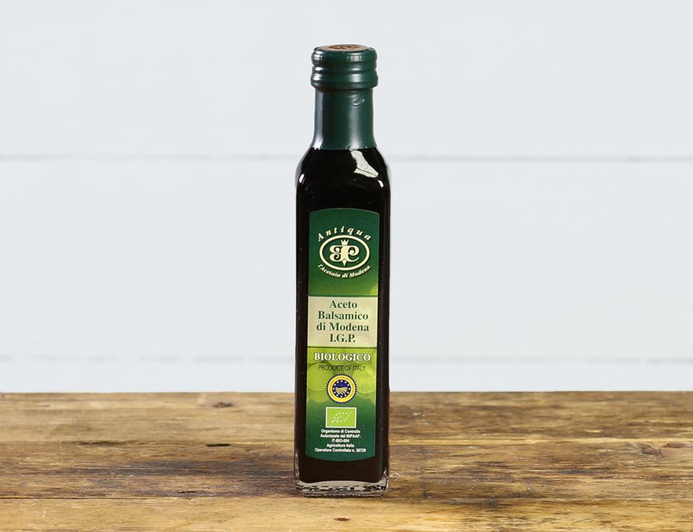 Balsamic Vinegar of Modena, Organic  (250ml)