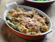 Cheddar & Broccoli Pasta Bake