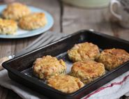 Sweetcorn and Cheddar Scones