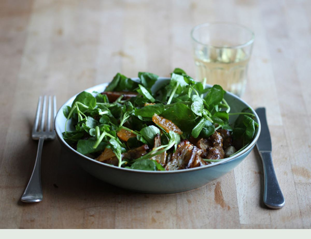 Zesty Roasted Jerusalem Artichoke Salad Recipe Abel Cole