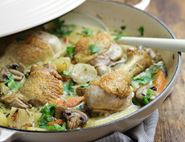 French Farmhouse Chicken Casserole